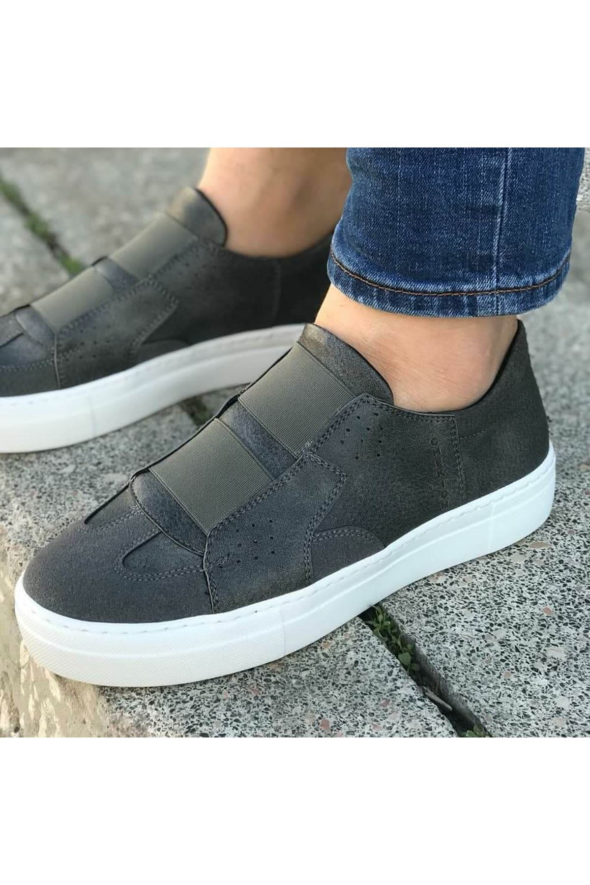 Chekich CH033 BT Erkek Ayakkabı ANTRASİT