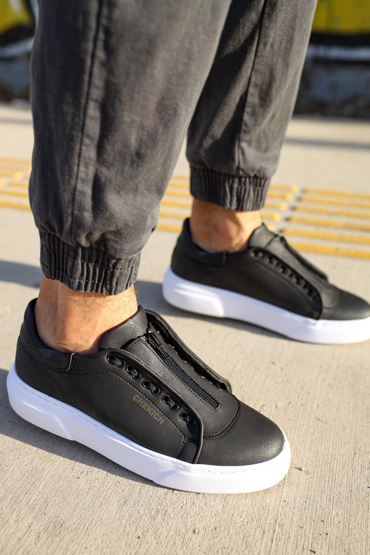 Chekich CH092 BT Erkek Ayakkabı SIYAH