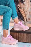 Arissa Pembe Bağcık Detay Kadın Spor Ayakkabı